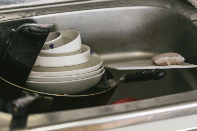 皿洗いイメージ
