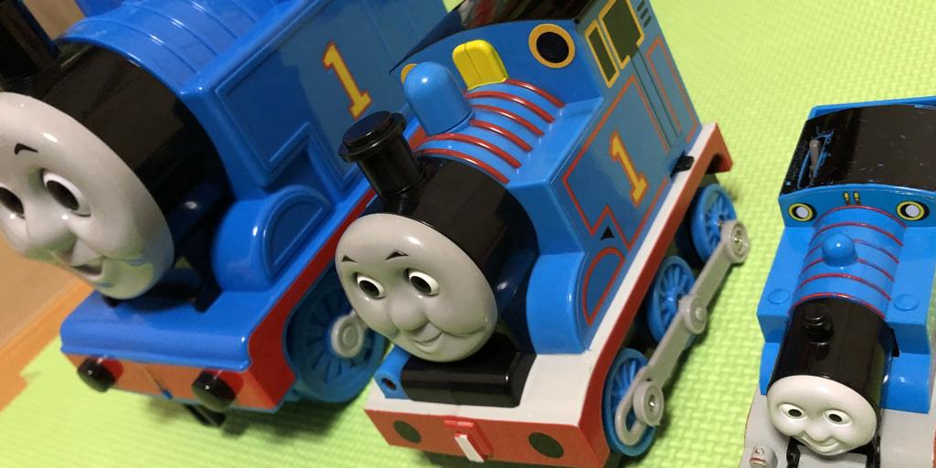 トーマスプラレールおもちゃ