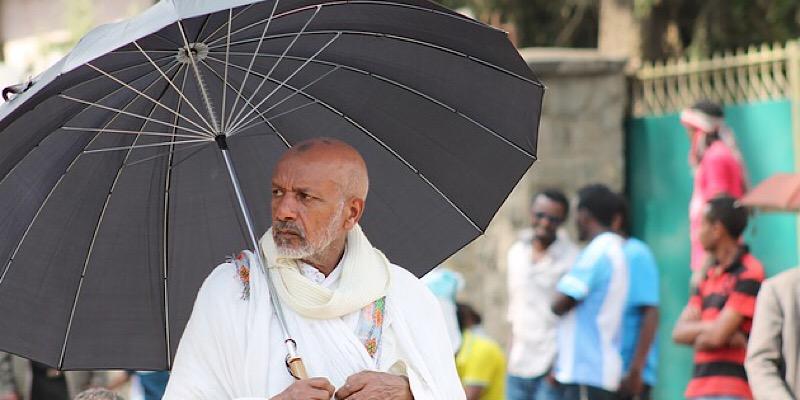 男性日傘イメージ